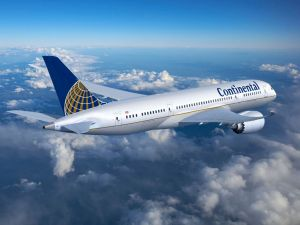 CONTINENTAL AIRLINES 787-9 DREAMLINER